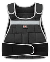Adjustable weight vest 10kg - Body Sculpture