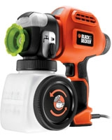 Heavy Duty Sprayer with Quick Clean BDPS400 - Black & Decker