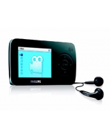Philips GoGear Portable video player with SuperScroll™ 2GB SA6025