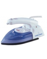 Black & Decker T1747 Travel Iron