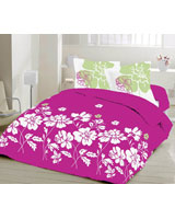 Duvet cover Bella design Fushia red - Comfort