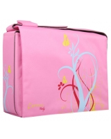 "Messanger Bags fits up to 15.6"" Laptops  BG123 Butterfly - L'avvento"