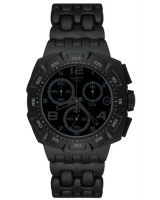 Black Dunes Grey Chronograph Watch SUIB413 - Swatch