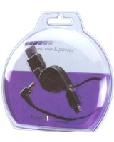 Data & Power Retractable Cable  - PSP