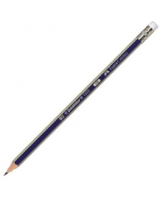 قلم رصاص باستيكة FC جولد فابر رقم 1222 2B