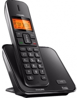 Cordless Phone Black SE1701B - Philips