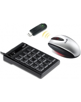 USB numeric key with 2.0 Hub and mouse C600 - Genius