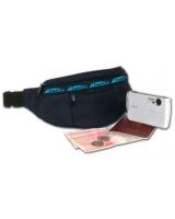 Waist Bag - Travel Blue