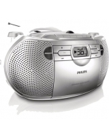 CD Soundmachine with Dynamic Bass Boost AZ1027 - Philips