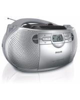 CD Soundmachine with Dynamic Bass Boost AZ1047 - Philips