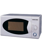 20 Liter Microwave Oven MY2000P - Black & Decker