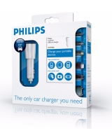Power2Charge Universal USB car charger SCM4380/10 – Philips