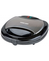 Sandwich Maker TS2080 - Black & Decker