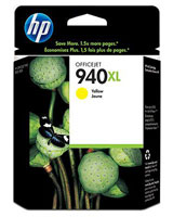 HP 940XL Officejet Yellow Ink Cartridges – C4909AE