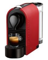 U Mat C50 Eu Mat Red - Nespresso