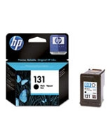 HP 131 Black Inkjet Print Cartridges - C8765HE