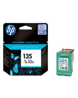 HP 135 Tri-colour Inkjet Print Cartridge - C8766HE