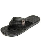 Slipper for Men CAL-M-3601 Black - Cartago