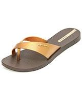 Slipper for Women CAL-W-3549 Brown - Ipanema