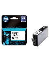 HP 178  Photo Black Photosmart Ink Cartridges - CB317HE