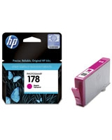 HP 178 Magenta Photosmart Ink Cartridges - CB319HE
