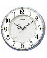 Wall clock CMG448NR04 - Rhythm