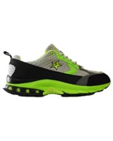 Shoes CO_840 Navy Grey/Black/Green - Conse