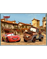 Cars Puzzle 50 Pieces - KS Games