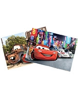 Cars Puzzle 2 in 1 35 Pieces + 60 Pieces - KS Games