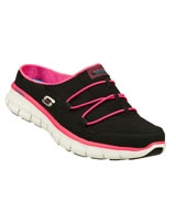Synergy Free Play Black/Pink/White 11865-BKHP - Skechers