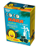 Medium Coconut shell charcoal - Coco Nara