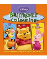 Bumper coloring winnie the pooh