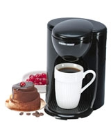 1 Cup Coffee Maker DCM25 - Black & Decker