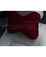 Neck-upper back support cushion size 28x22x19 cm - Comfort