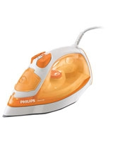 Steam iron with SteamGlide soleplate and Safety auto off GC2960/02 - Philips