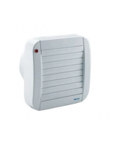Wall & window automatic axial fans ECO150A - Elicent