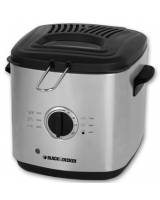 Deep Fryer EF1220 - Black & Decker