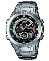 Edifice Watch EFA-115D-1A1V - Casio