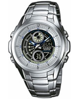 Edifice Watch EFA-116D-1A7V - Casio
