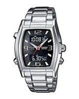 Edifice Analog Digital Watch EFA-117D-1A - Casio