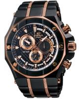 Edifice Gold Label sapphire chronograph watch EFX-510SP-1AV - Casio