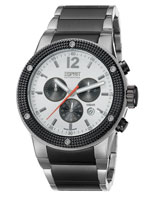 Anteros Silver Watch EL101281S06 - Esprit Collection