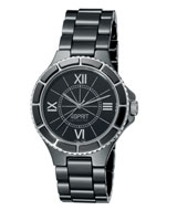 Isis Pure Black Watch EL101322S02 - Esprit Collection