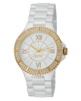 Isis Kyrtos Gold Watch EL101322S08 - Esprit Collection