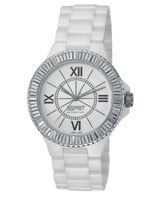 Isis Tetra White Watch EL101322S10 - Esprit Collection