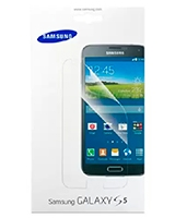 Screen Protector Transparent For Galaxy S5 - Samsung