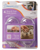 Stove Knob Covers 4 Pack - Dream Baby