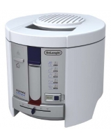 Deep Fryer Total Clean F26237 - Delonghi