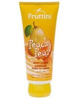 Body Scrub Peach Pear 200 ml - Fruttini