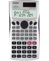 Programmable Calculator Fx-3650P - Casio